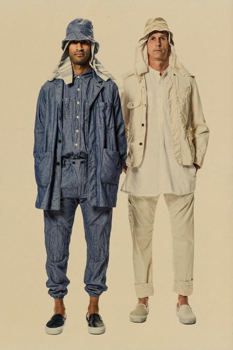 Image of Engineered Garments 2015 Spring/Summer Lookbook