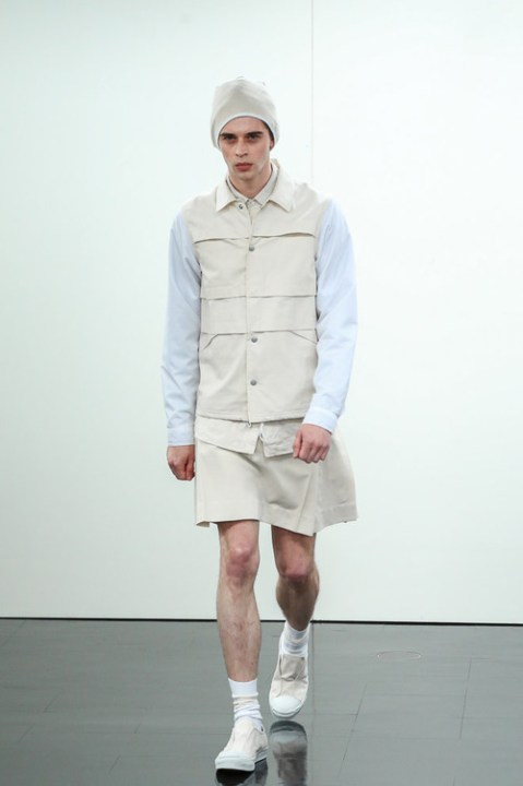 Image of GANRYU COMME des GARCONS 2015 Spring/Summer Collection
