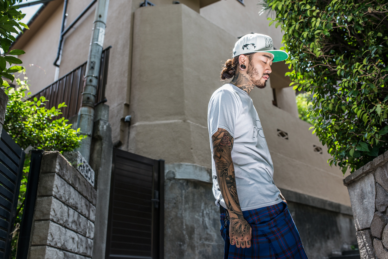 Image of Import Export x BOUNTY HUNTER 2014 Capsule Collection