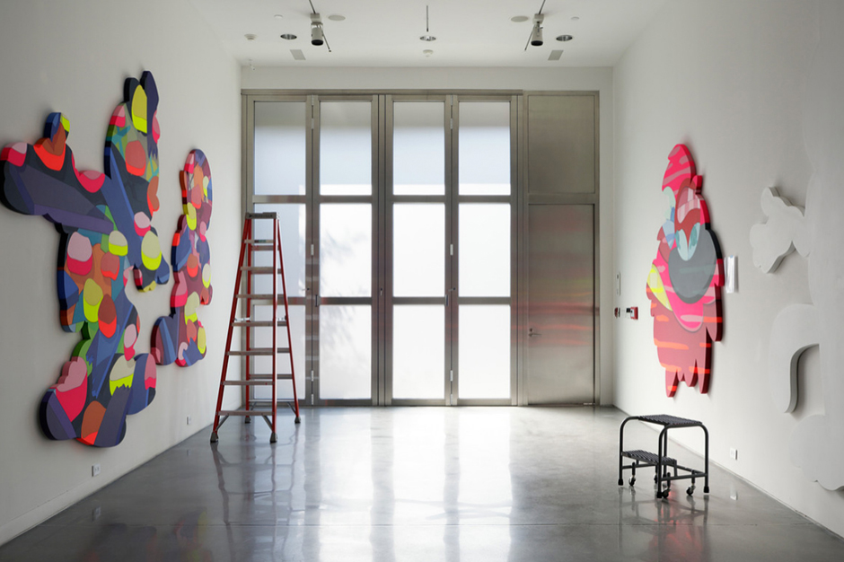 Image of KAWS Studio by Wonderwall