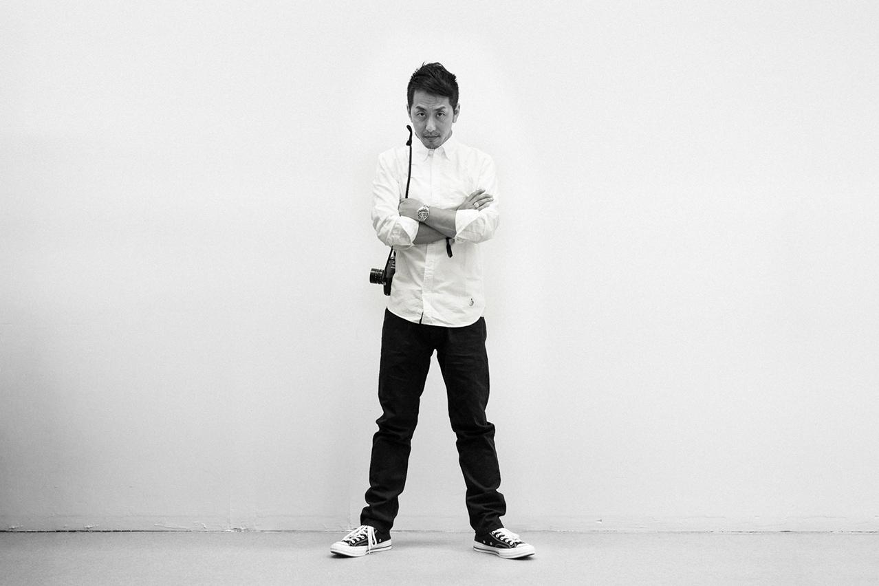 Image of Streetsnaps: Ryo Ishikawa of VANQUISH