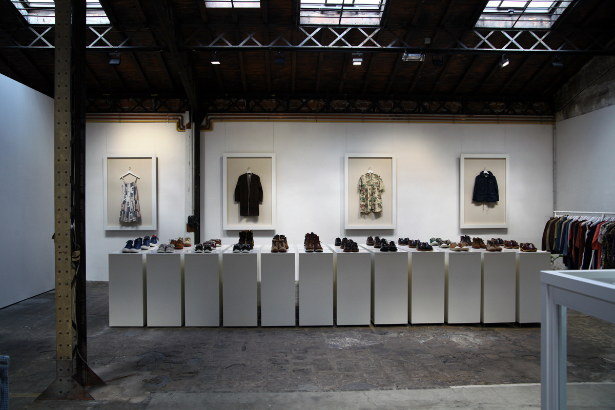 Image of visvim 2015 Spring/Summer Preview