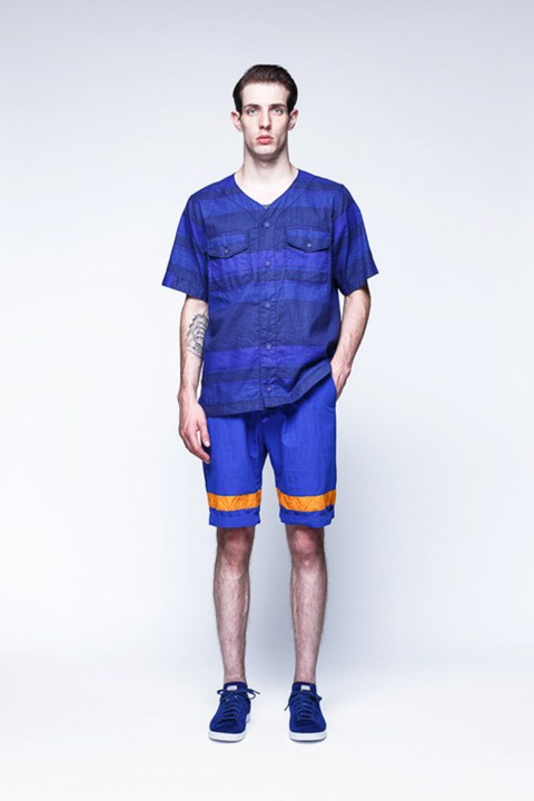 Image of White Mountaineering 2015 Spring/Summer Collection