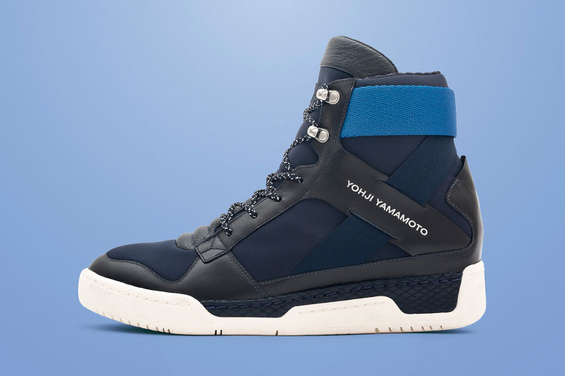"Image of Y-3 2014 Hayex High ""Blue"""