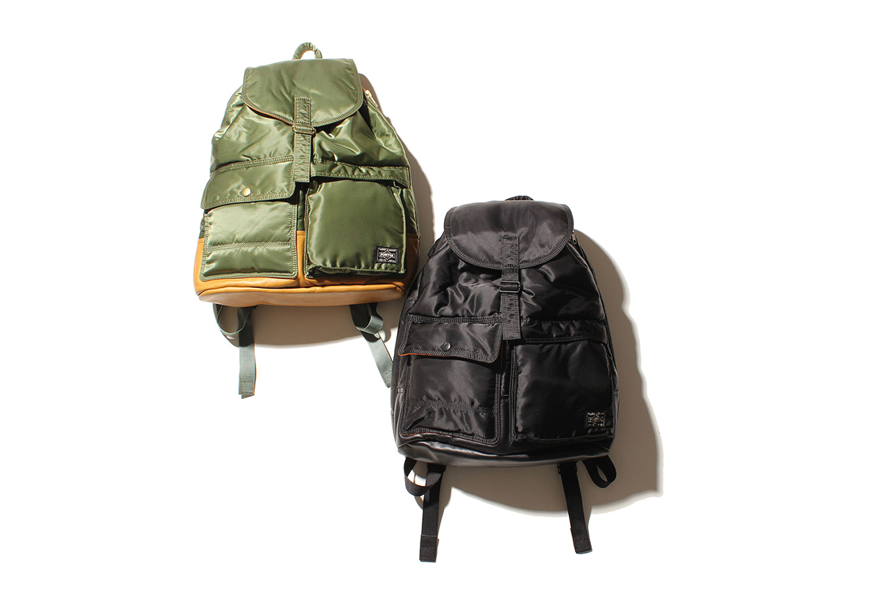 Image of BEAMS x Rocky Mountain Featherbed x Porter 2014 Fall/Winter Collection