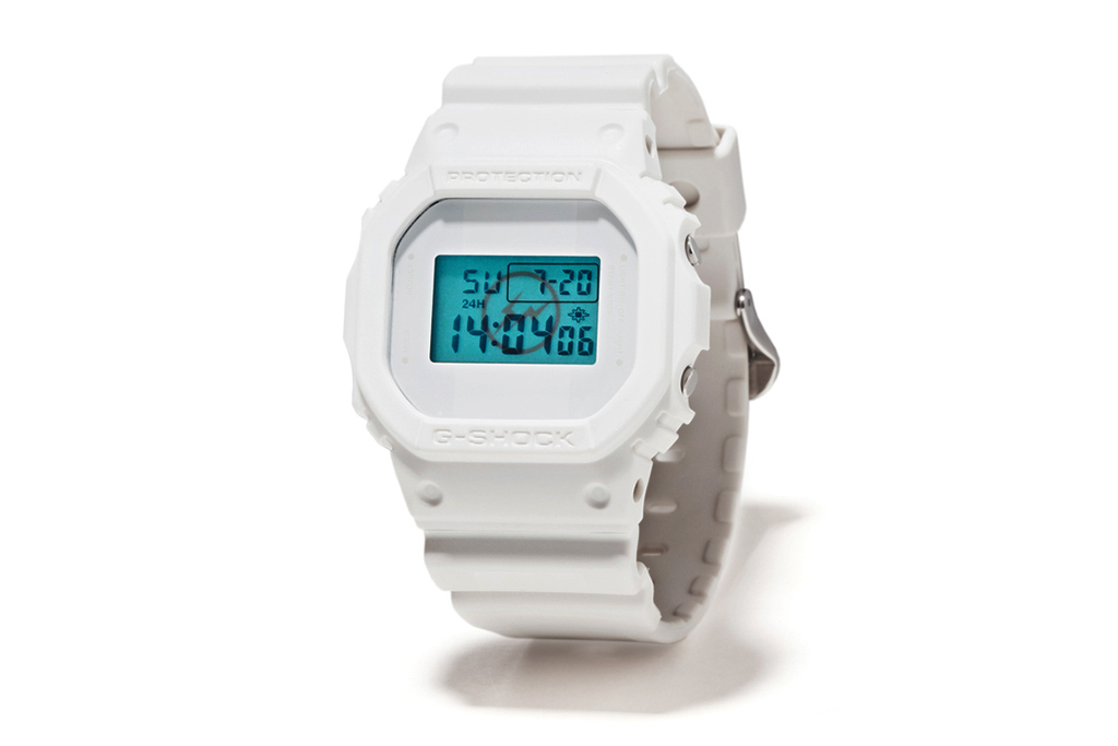 Image of fragment design x Casio G-Shock DW-5600 for Ron Herman Japan's 5th Anniversary