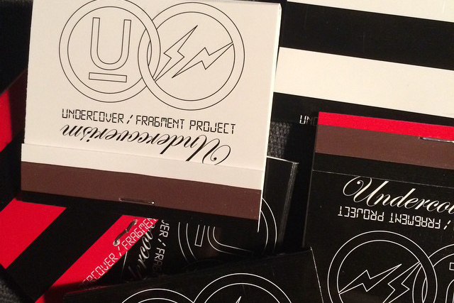 Image of fragment design x UNDERCOVER 2014 Collection Teaser