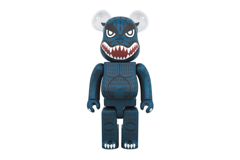 Image of Godzilla x Medicom Toy 1000% Bearbrick