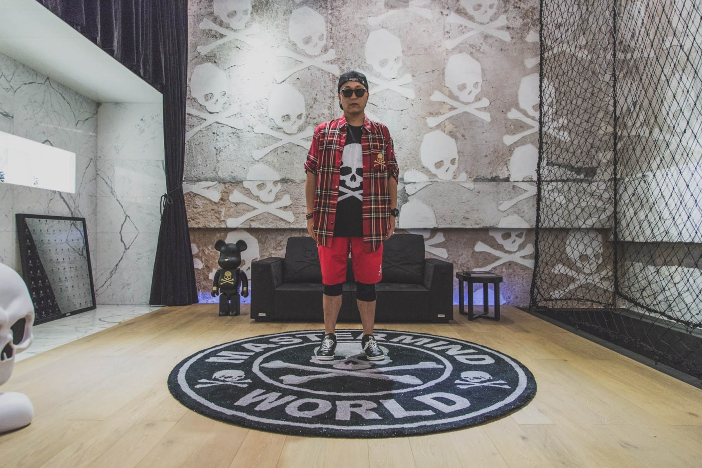 Image of Masaaki Homma of mastermind JAPAN Speaks On Its Macau Flagship and the Progression of Fashion