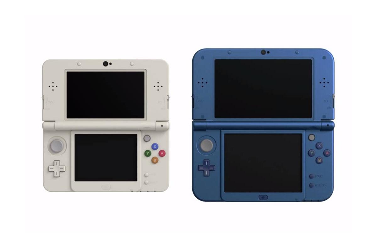 Image of Nintendo Unveils Redesigned 3DS Consoles