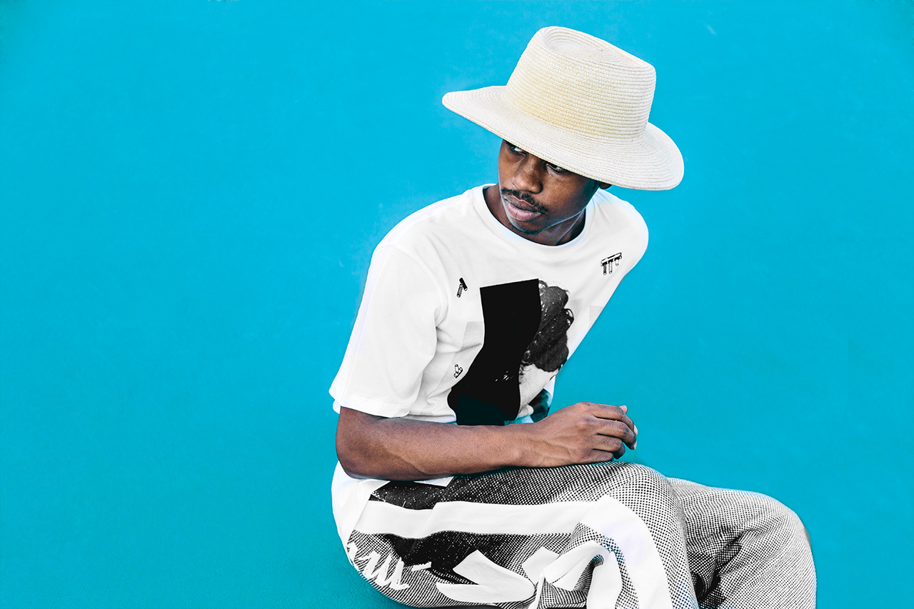 Image of Opening Ceremony 2014 Fall Editorial featuring Raury by Wish