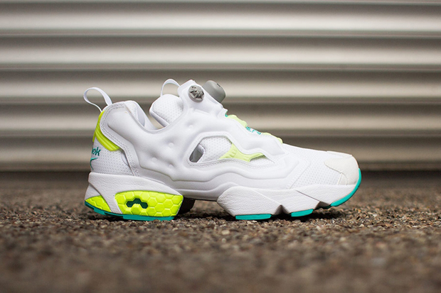 "Image of Reebok Instapump Fury ""Michael Chang"""