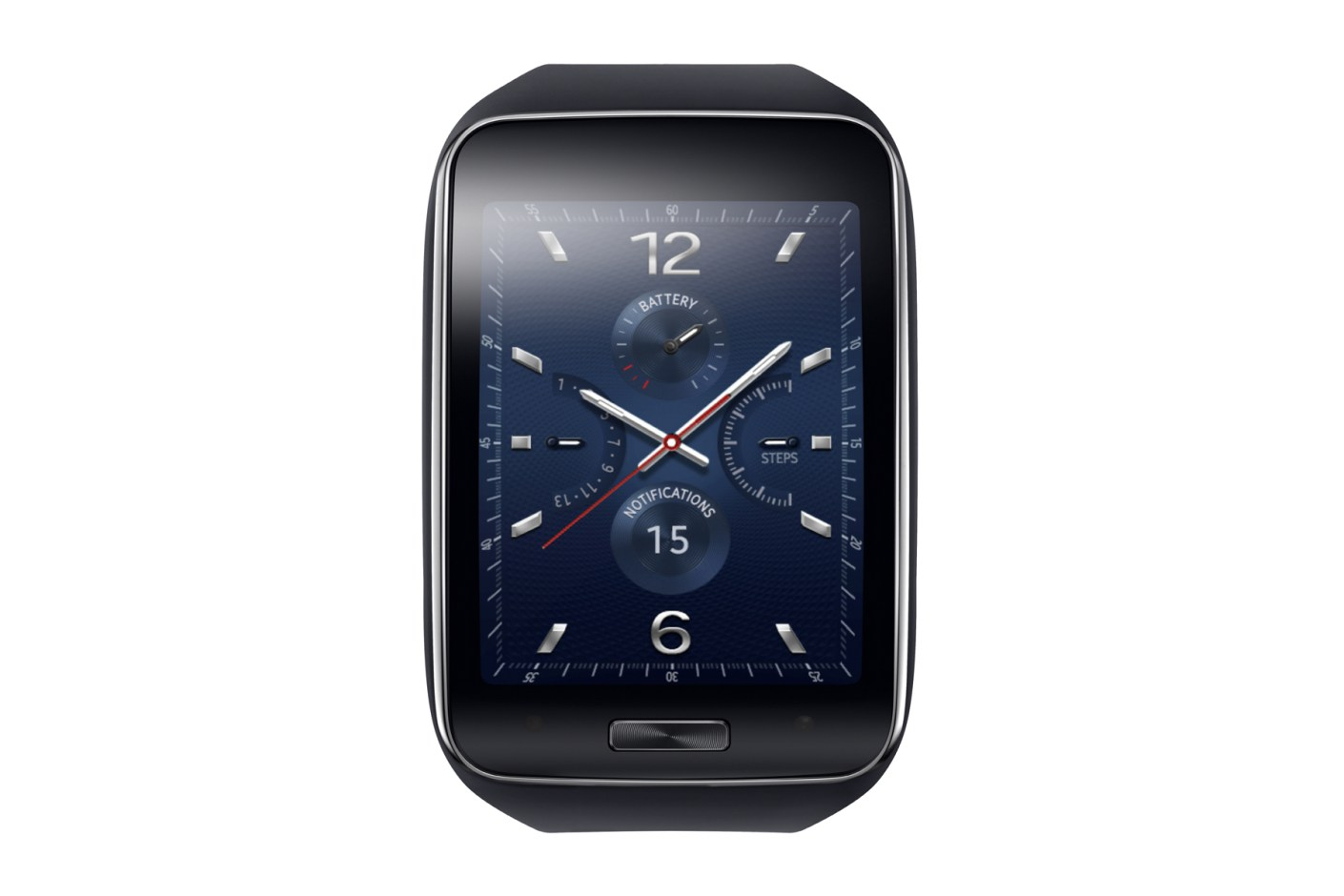 Image of Samsung Unveils the Gear S