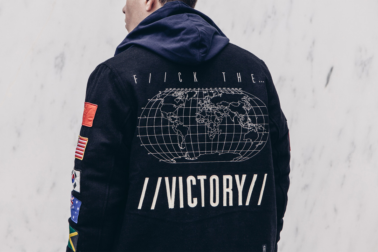 "Image of 10.Deep 2014 Fall ""VCTRY"" Lookbook"