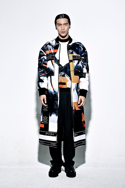 "Image of PATH ""FUTURISTIC // NOW-ISTIC"" 2014 Fall/Winter Lookbook"