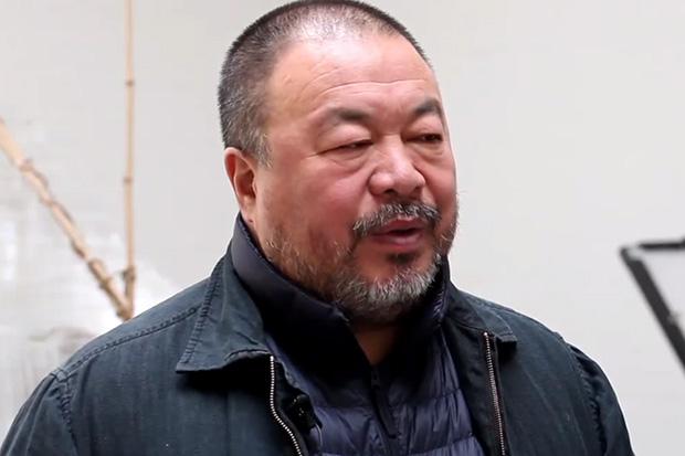 "Image of Ai Weiwei Previews His Upcoming ""@Large"" Exhibition at the Famed Alcatraz Island"