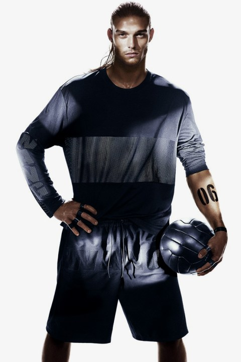 Image of Alexander Wang x H&M 2014 Fall/Winter Advertisement