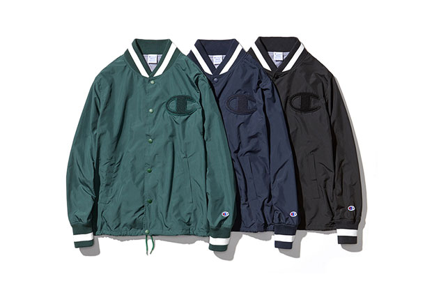 Image of BEAUTY & YOUTH x Champion Japan 2014 Fall Special Jacket