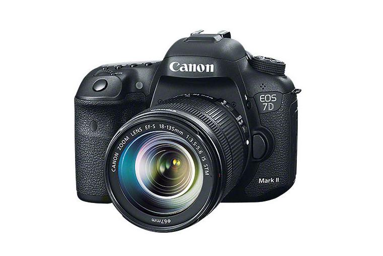 Image of Canon EOS 7D Mark II