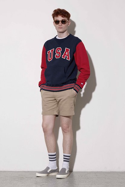 Image of Champion Japan 2014 Fall/Winter Lookbook