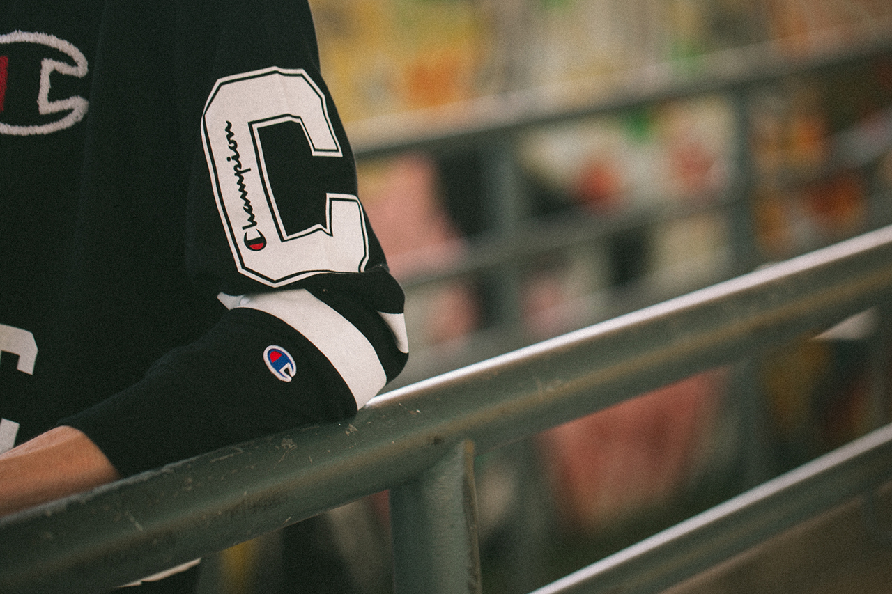 Image of :CHOCOOLATE x Champion 2014 Fall/Winter Collection