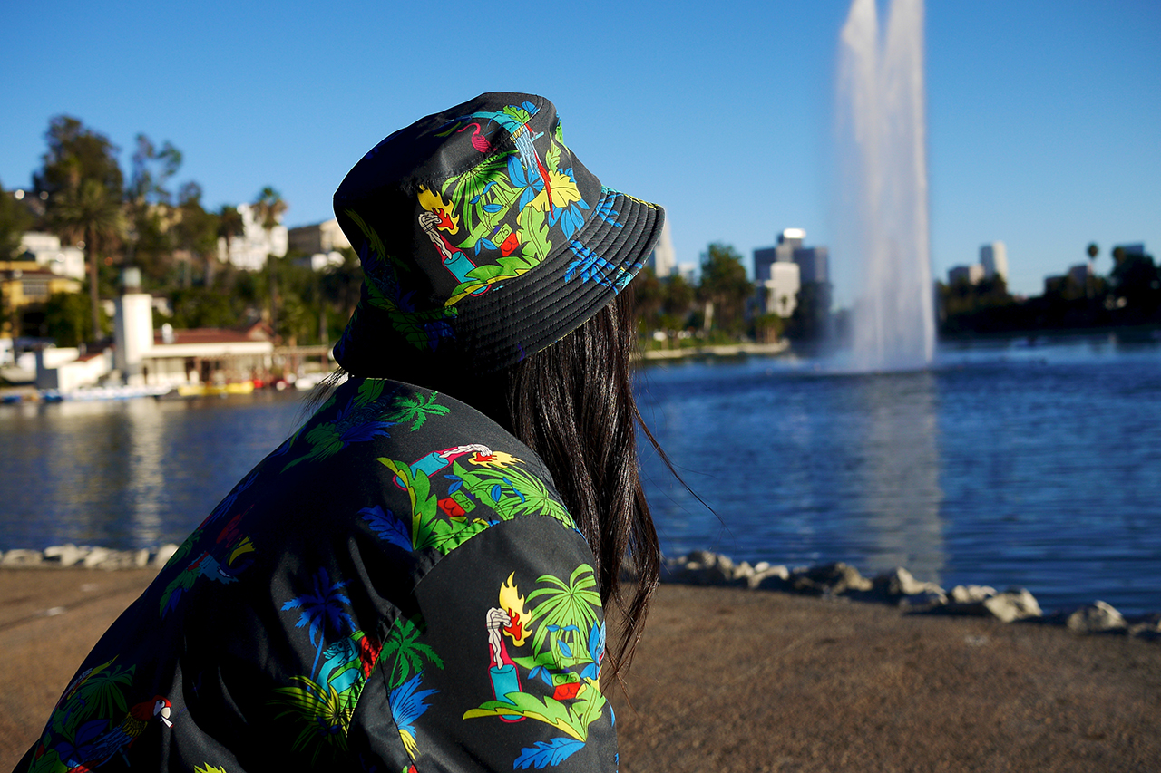 "Image of Club 75 x LIFUL 2014 Fall ""PARISIAN TROPIC"" Capsule Collection"