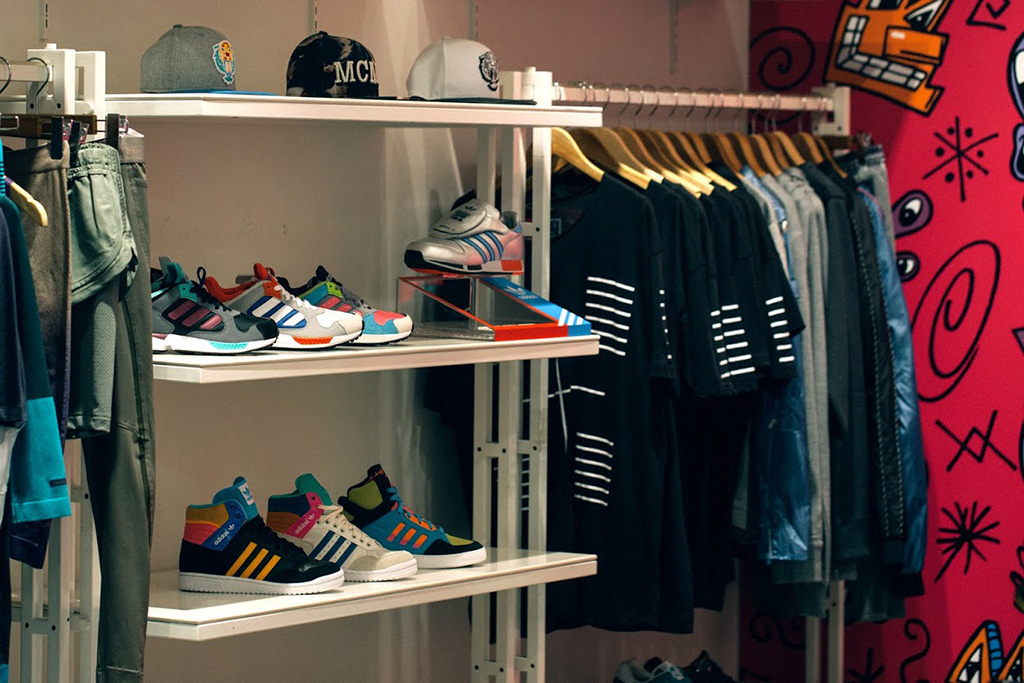 Image of A Look Inside Hong Kong's Unique ​Sports ​​Fashion Concept Store J-01