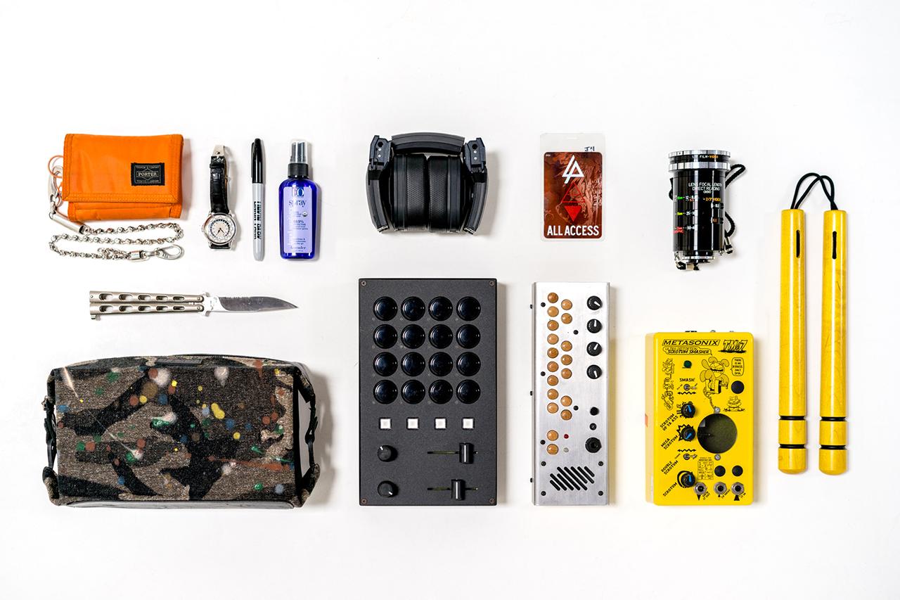 Image of Essentials: Joe Hahn of Linkin Park