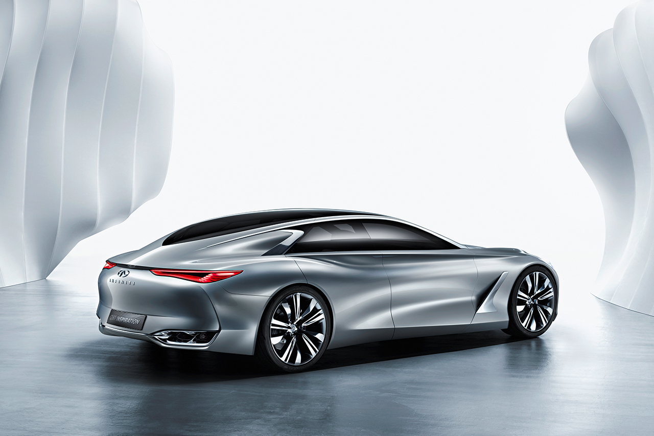 Image of A First Look at the Infiniti Q80 Inspiration