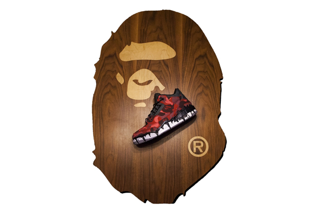 "Image of JBF Customs: Air Jordan 3 ""BAPE x Ice Cream"""