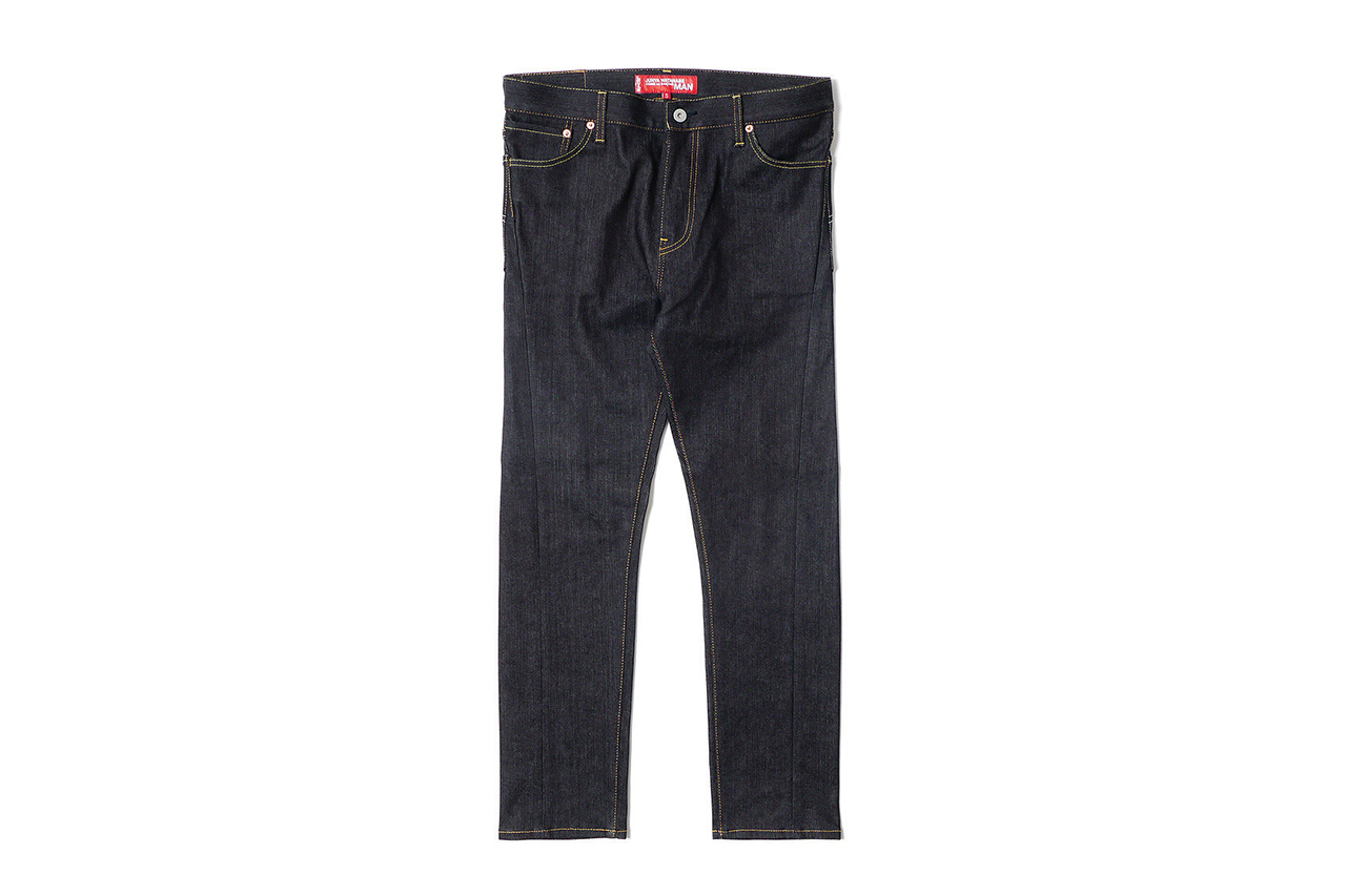 Image of Junya Watanabe MAN x Levi's 508 Customized Cotton Denim