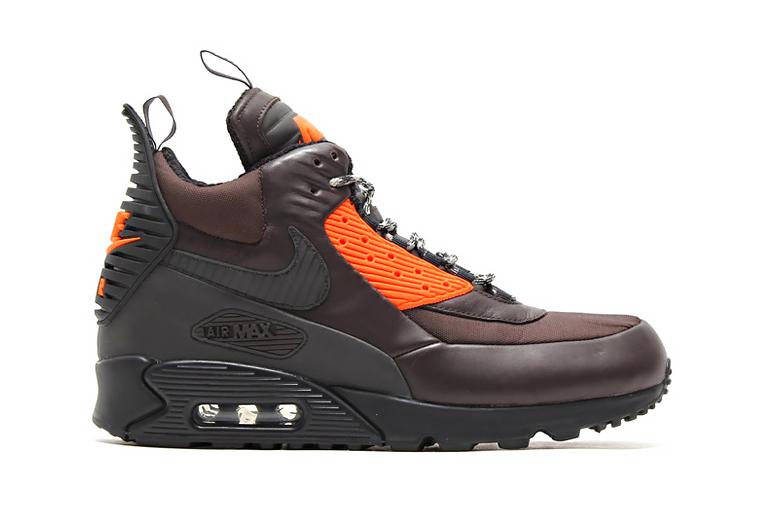 Nike 2014 FallWinter Air Max 90 Sneakerboot   Hypebeast