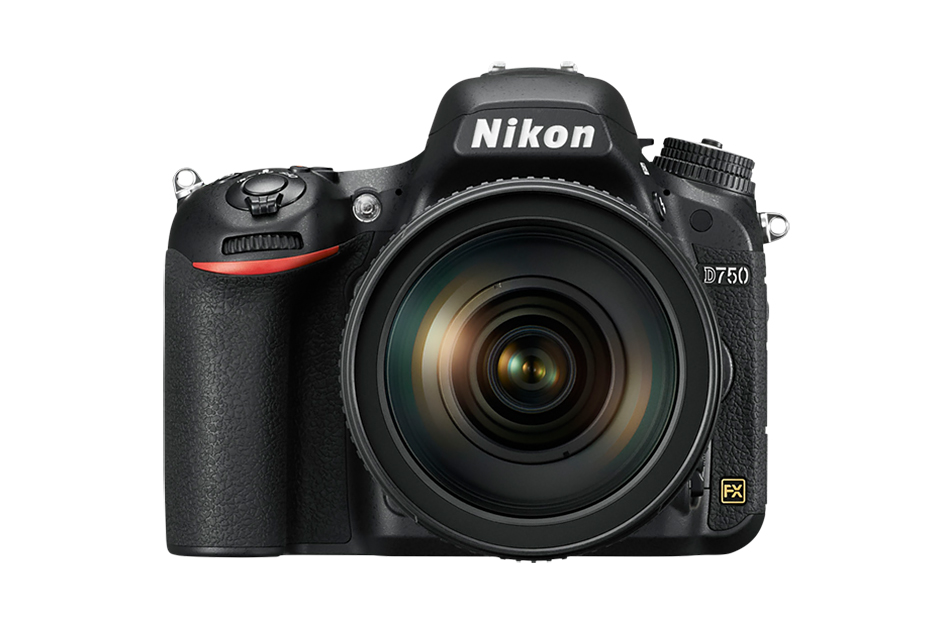 Image of Nikon Presents the D750 DSLR Camera