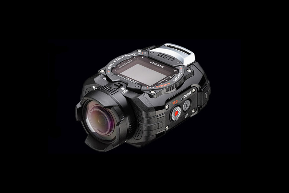 Image of Pentax Makers Present the Ricoh WG-M1 Action Camera