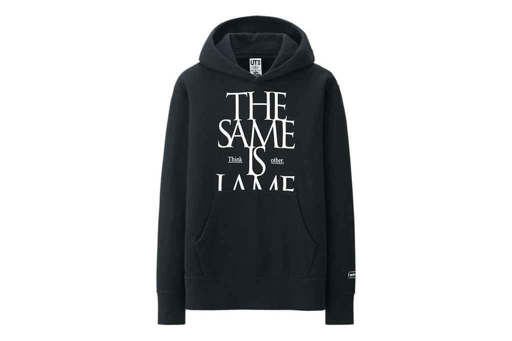 """Image of Pharrell Williams x Uniqlo UT 2014 Fall/Winter """"i am OTHER"""" Collection"""
