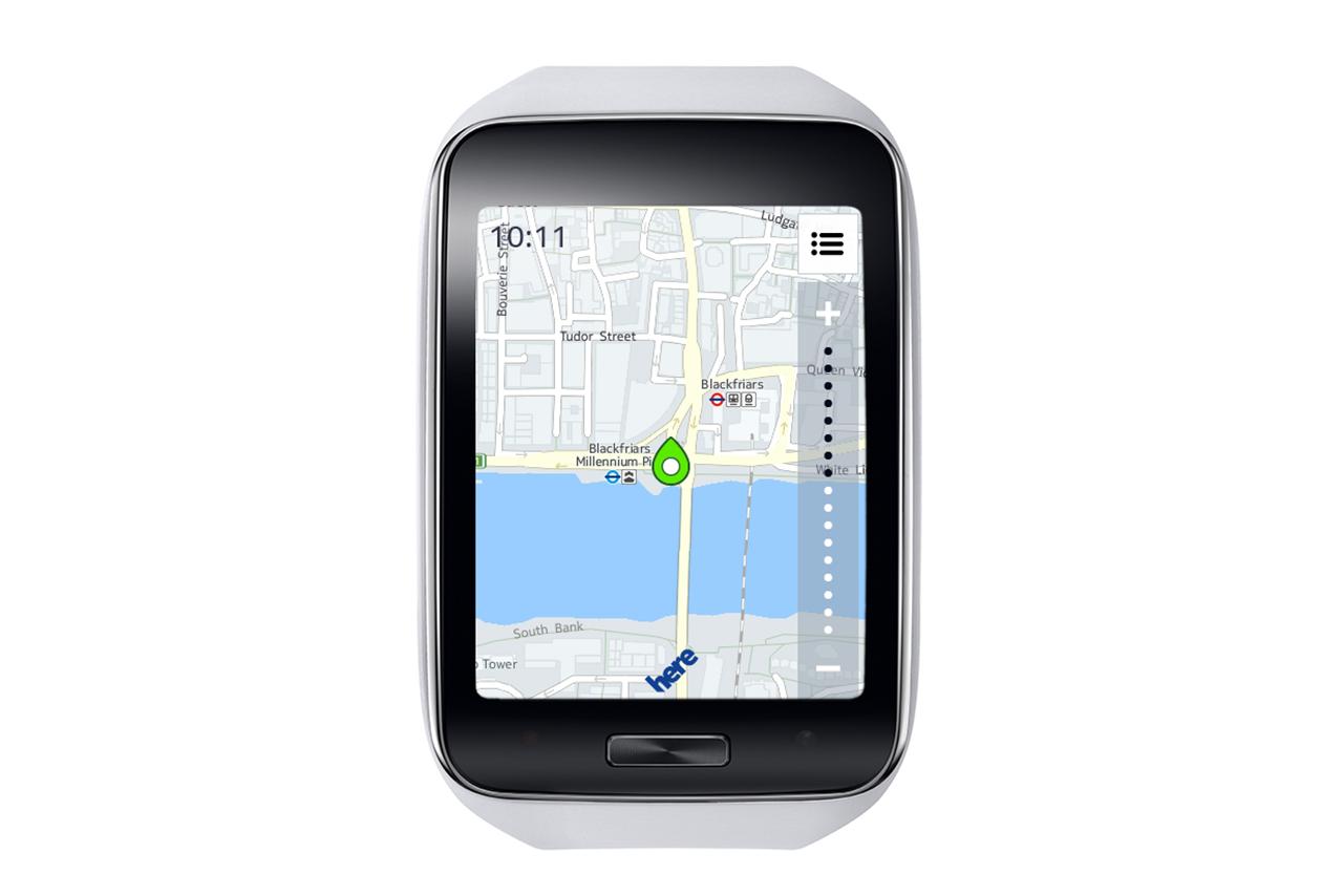Image of Samsung Gear S