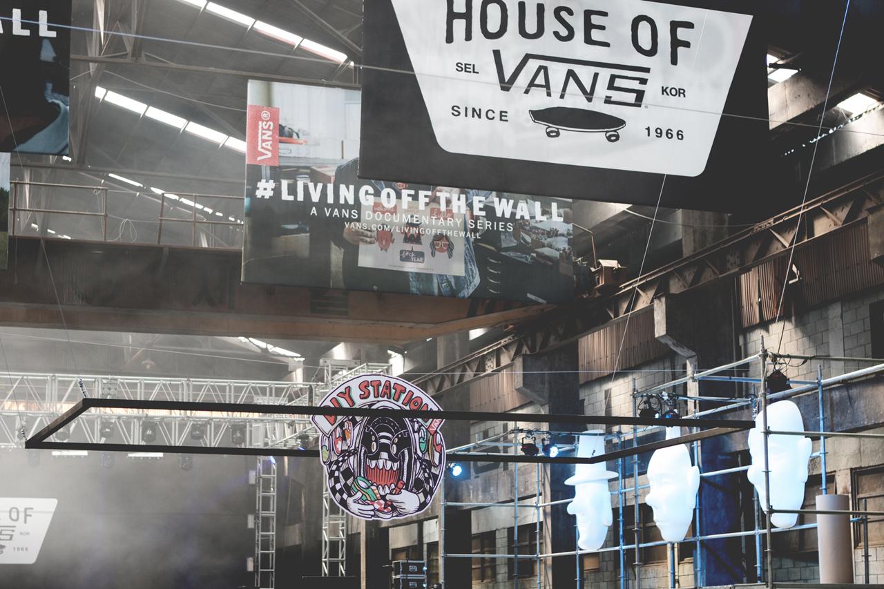 Image of Pusha T Headlines the Seoul House of Vans Opening