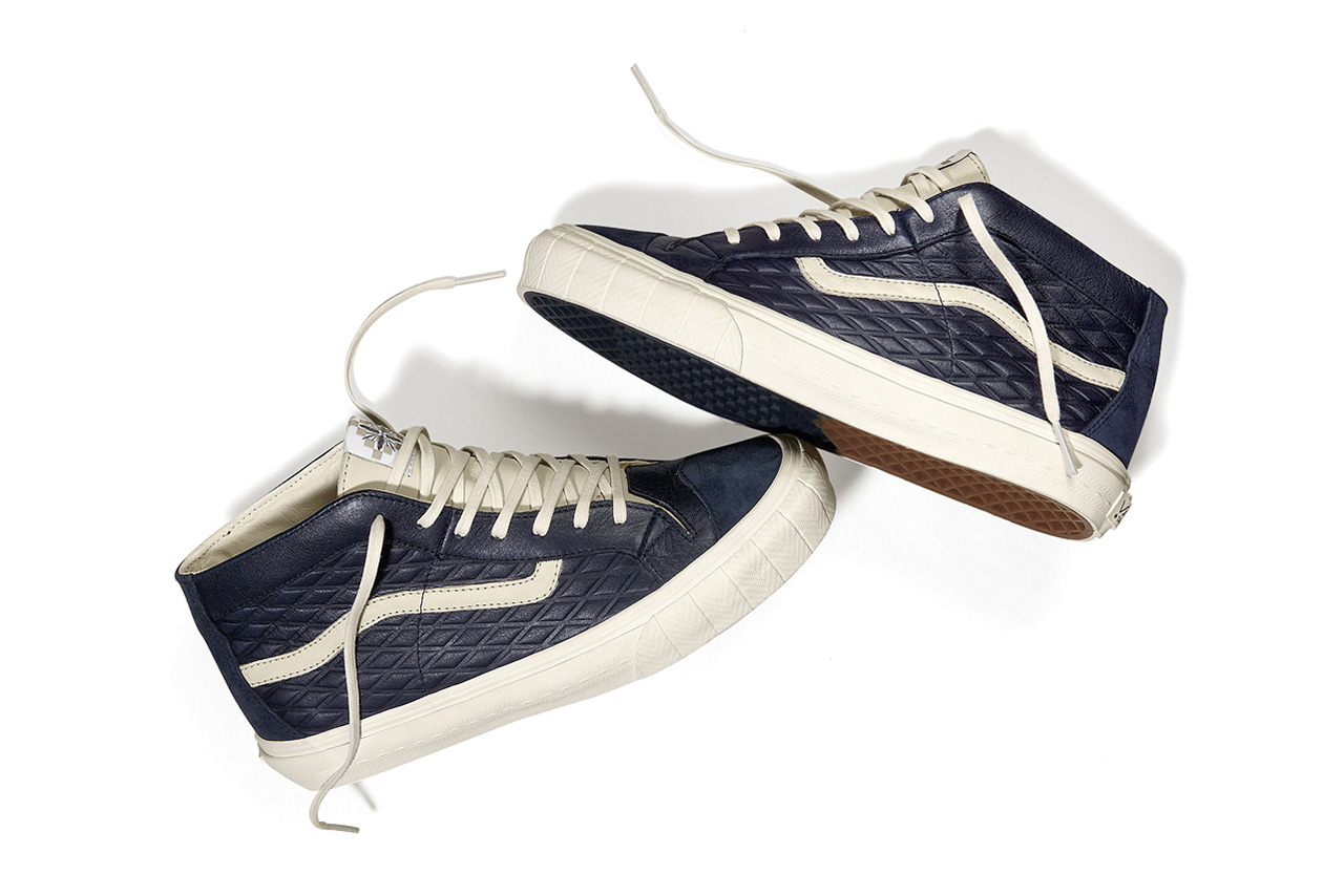 Image of Taka Hayashi x Vault by Vans 2014 Holiday TH Sk8 Mid Skool LX