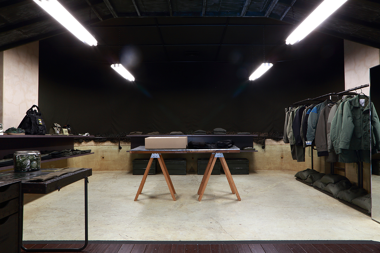 "Image of the POOL aoyama ""OLIVE"" Concept Store"
