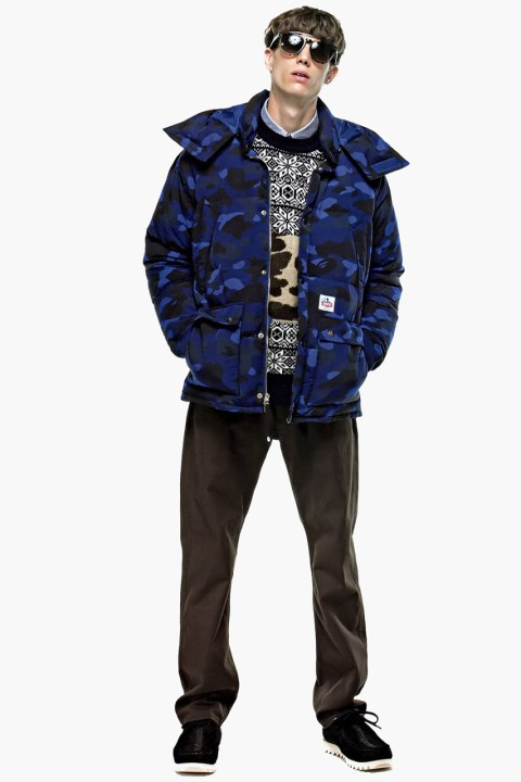 Image of A Bathing Ape 2014 Fall/Winter Editorial by GRIND Magazine