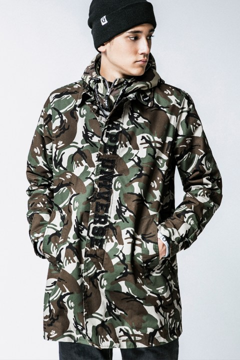 Image of AAPE by A Bathing Ape 2014 Fall Lookbook