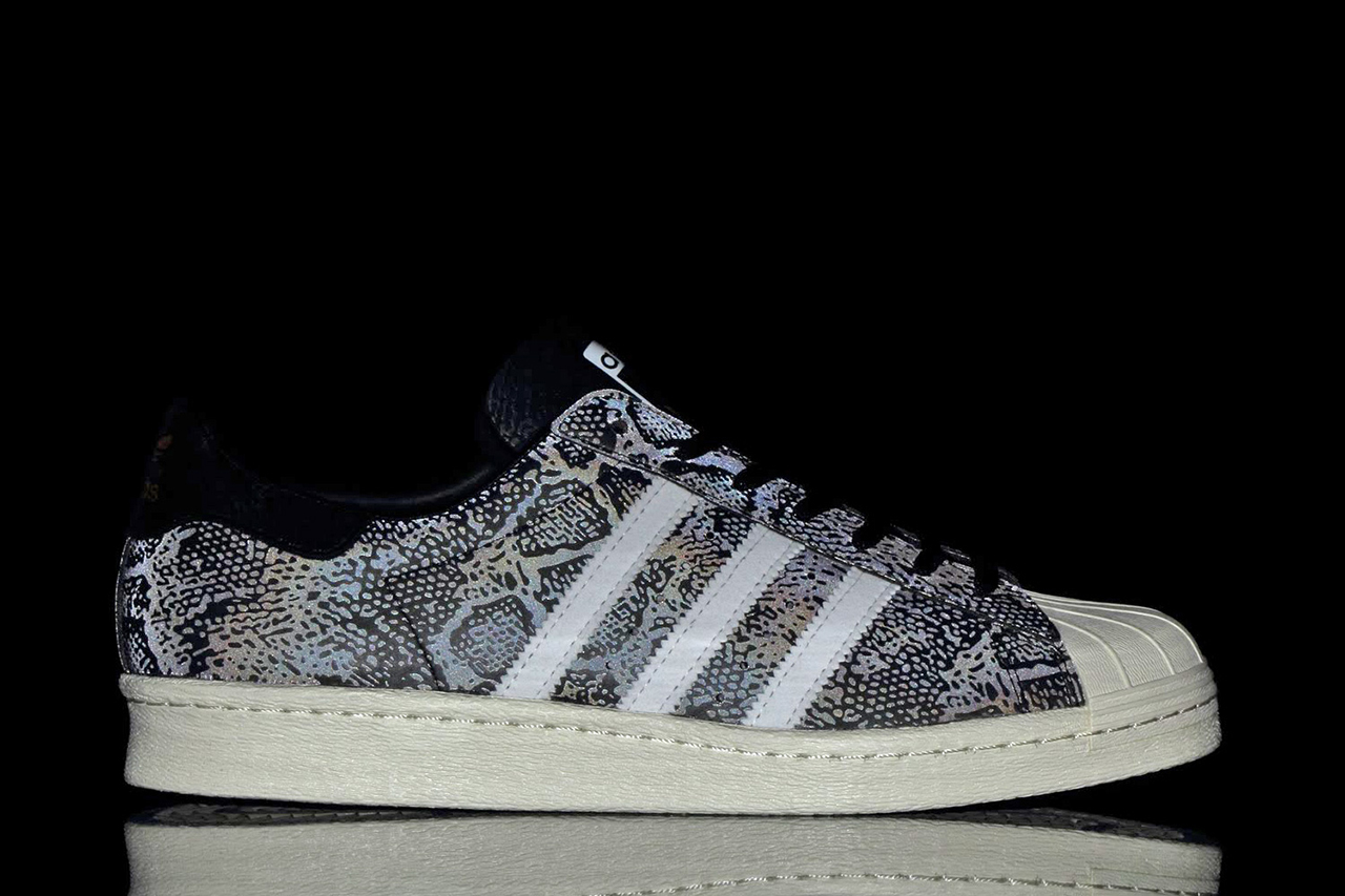 Image of atmos x adidas Originals Superstar 80s G-SNK 9