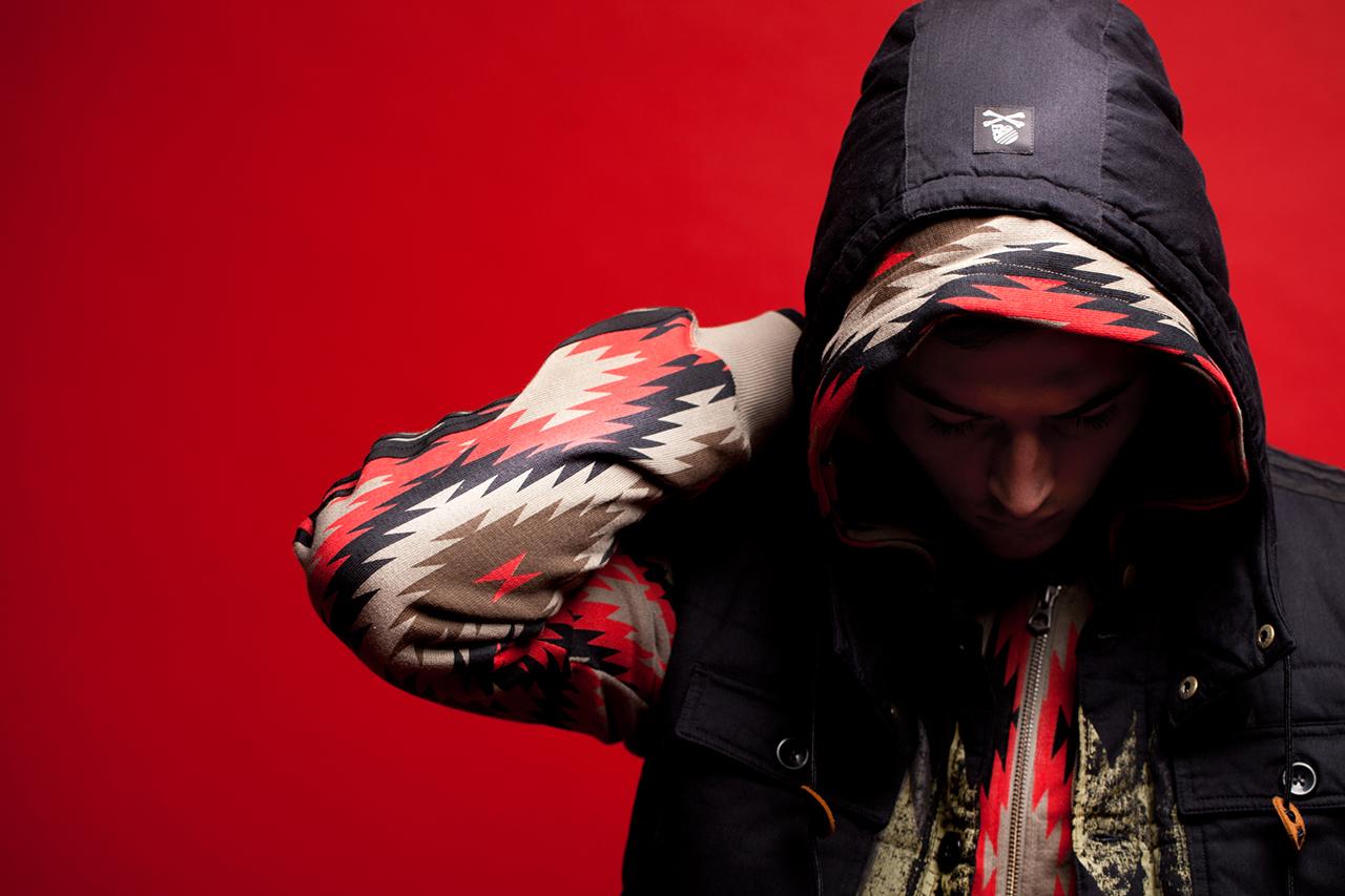 Image of adidas Originals by NEIGHBORHOOD 2014 Fall/Winter Editorial