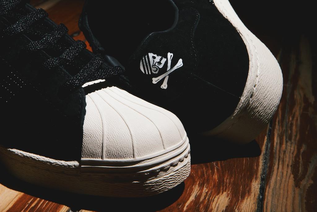 Image of adidas Originals x NEIGHBORHOOD 2014 Fall Winter Shelltoe 26e62f9e22