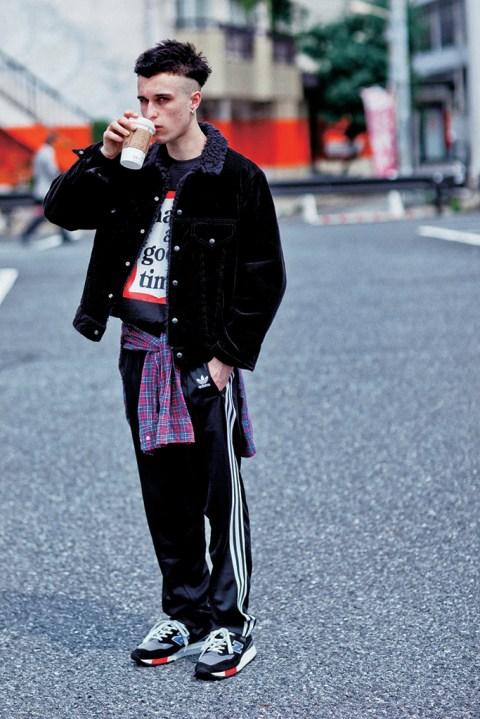 "Image of BEAMS 2014 Fall/Winter ""Walk or Stop"" Lookbook"