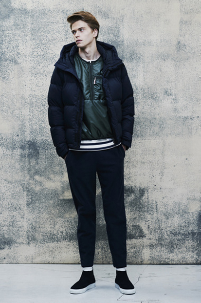 "Image of BEAUTY & YOUTH 2014 Fall/Winter ""Find Your Outerwear"" Lookbook"
