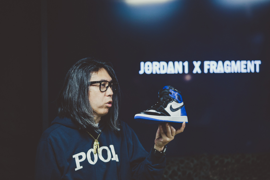 Image of Hiroshi Fujiwara Previews His Upcoming Collaborations with Nike & Jordan Brand