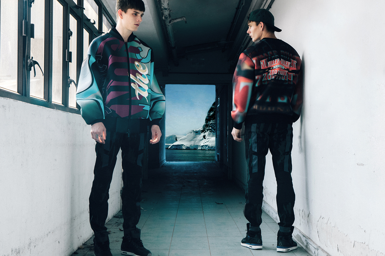 Image of Joyce Boutique Hong Kong 2014 Fall/Winter Lookbook