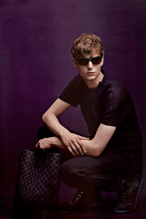 Image of Louis Vuitton 2014 Fall/Winter Editorial by SENSE