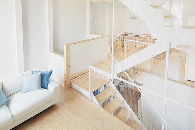 Image of MUJI Designs Vertical House In Tokyo That Accommodates City Living